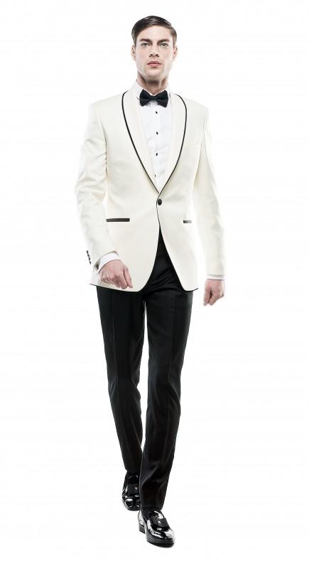 Filip Cezar New Ivory Suit
