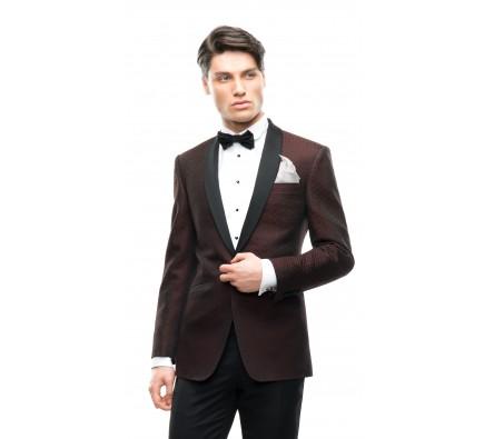 Filip Cezar Red Diamonds Jacket