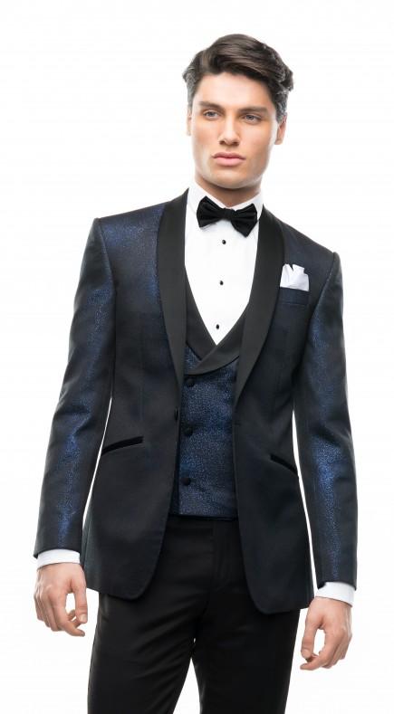 Filip Cezar Blue Star Jacket