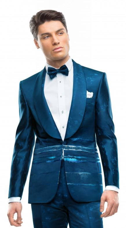 Filip Cezar Blue Horizon Jacket