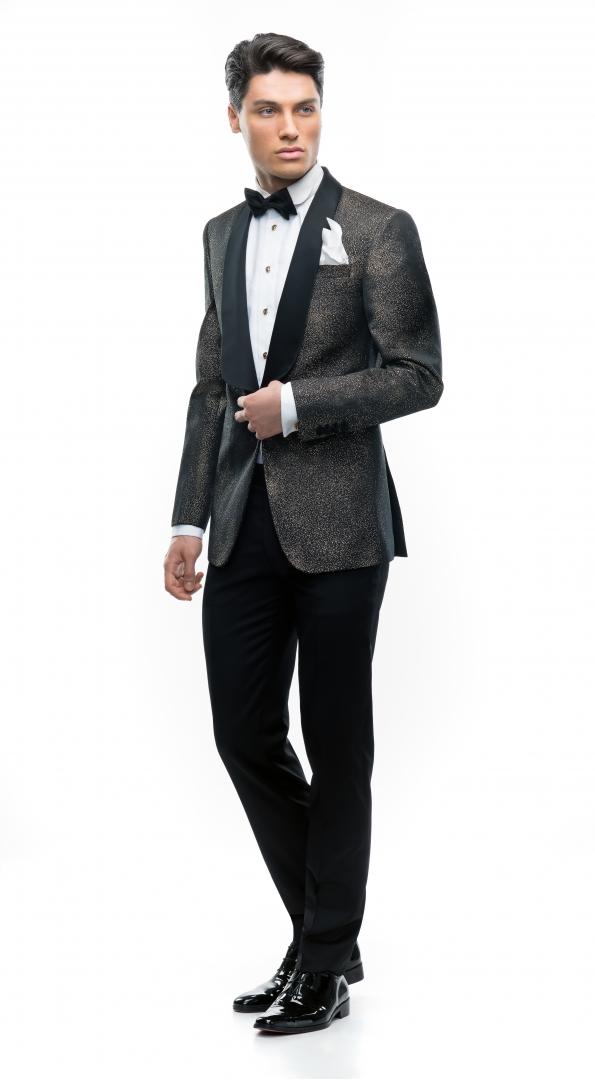 Filip Cezar Golden Star Suit