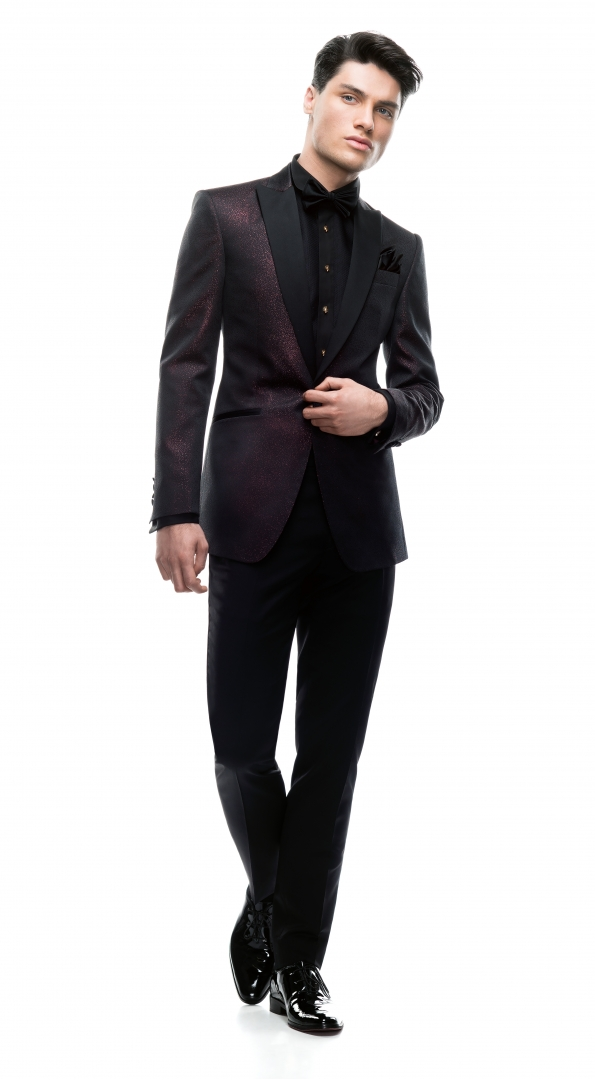 Filip Cezar Red Star Suit