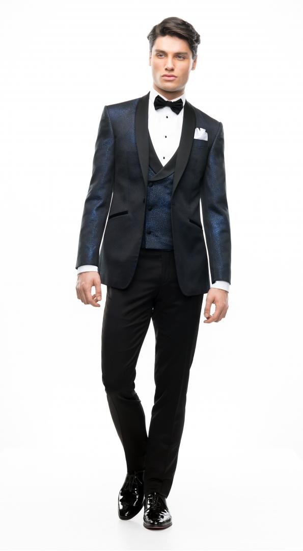 Filip Cezar Blue Star Suit