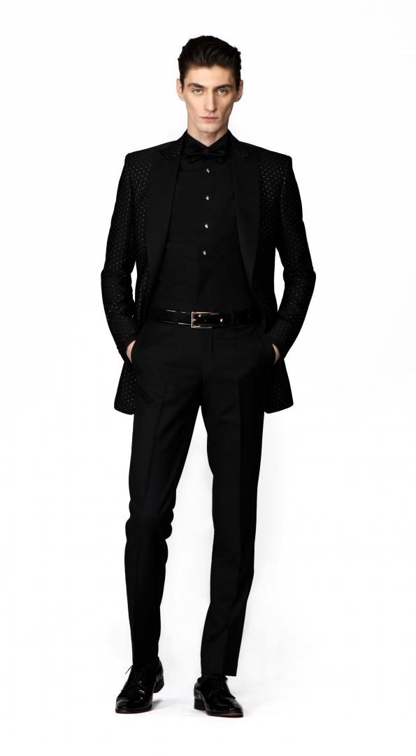 Costum Filip Cezar Premium Dots