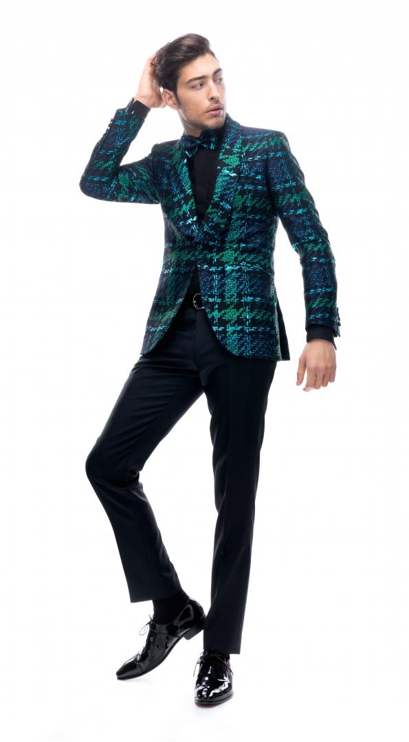 Costum Filip Cezar Verdant