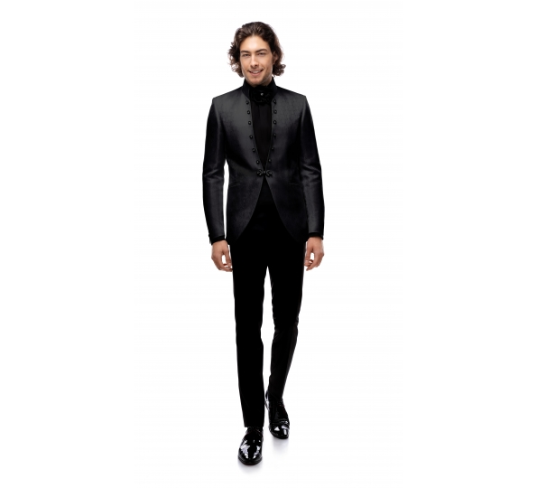 Costum Filip Cezar Black Rhapsody