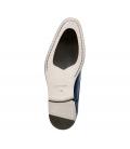 Pantofi Filip Cezar Derby Blue