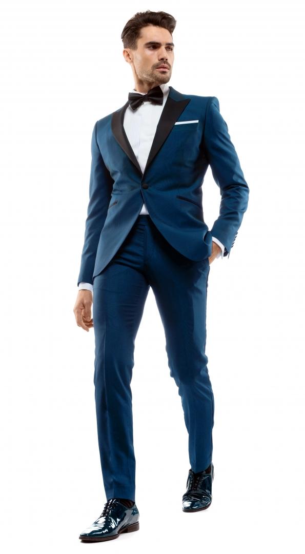 Costum Filip Cezar Forever Blue
