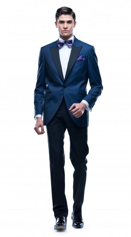 Cezar Blue Night Suit
