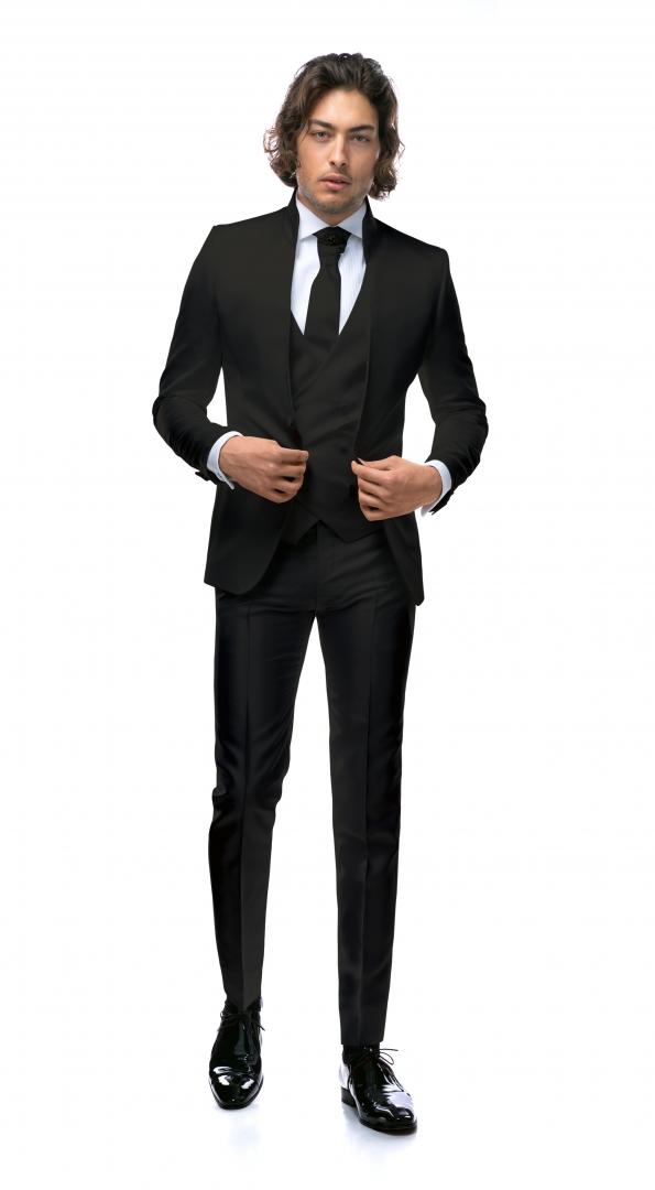 Costum Filip Cezar Black Dream
