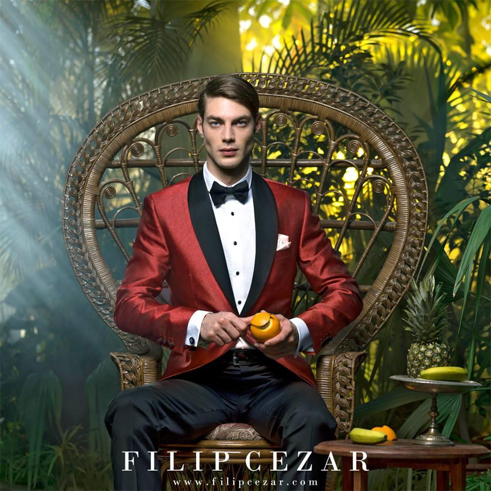 Noua colectie de costume de ceremonie Filip Cezar 2016