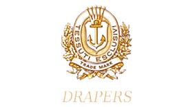 Materiale costume marca Drapers