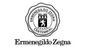 Materiale costume marca Ermenegildo Zegna
