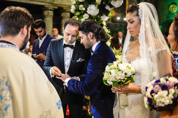 Costumele de ceremonie de la nunta lui Pepe