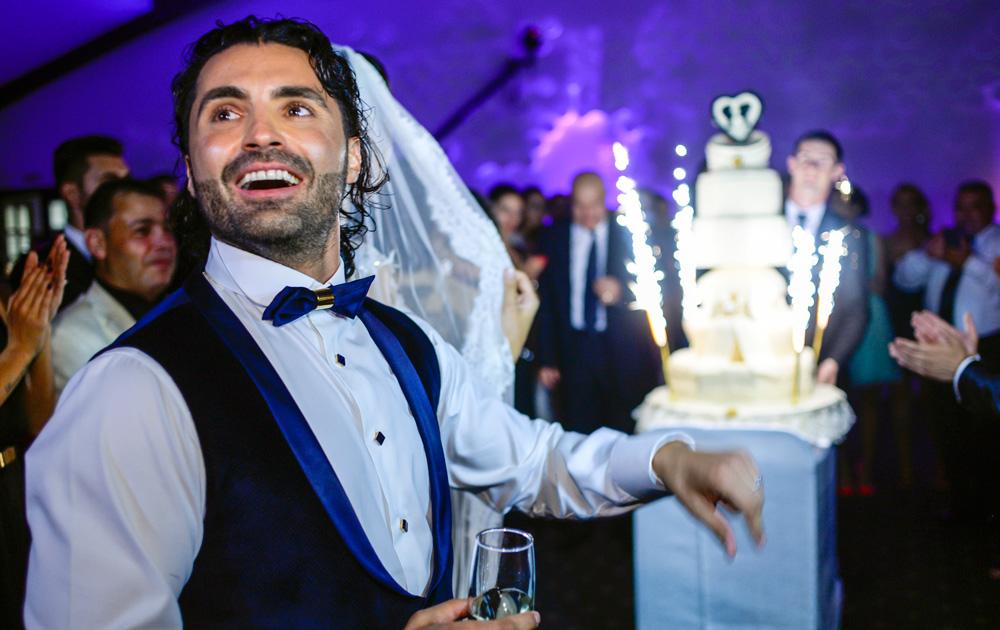 Pepe a avut o nuntă ca-n povești