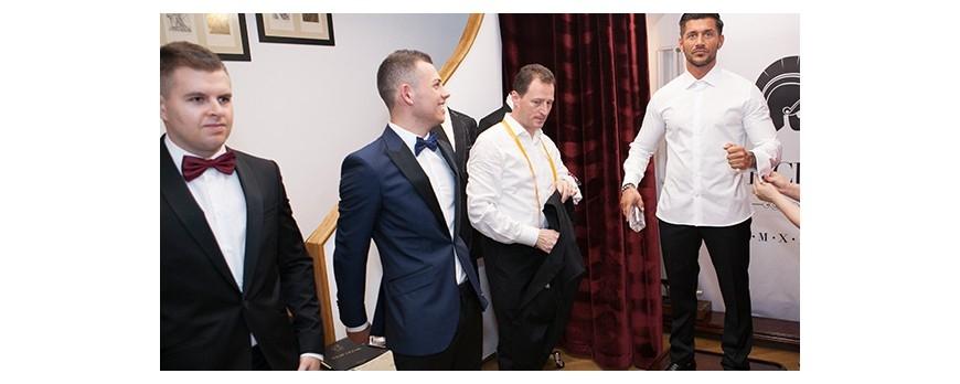 Ghidul barbatilor! Ce costume de mire purtam la o nunta
