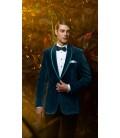 Costum Filip Cezar Aquamarine