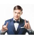 Filip Cezar Blue Dream Bow Tie
