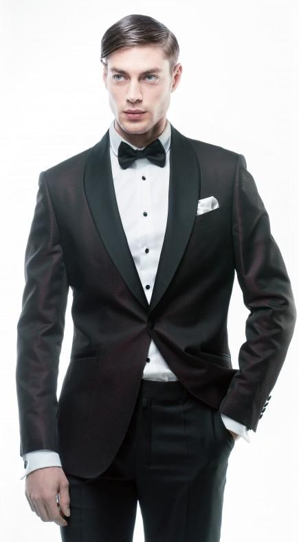 Filip Cezar Pink Dots Jacket