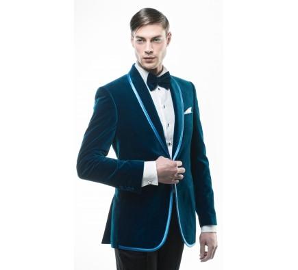 Filip Cezar Dark Cyan Jacket