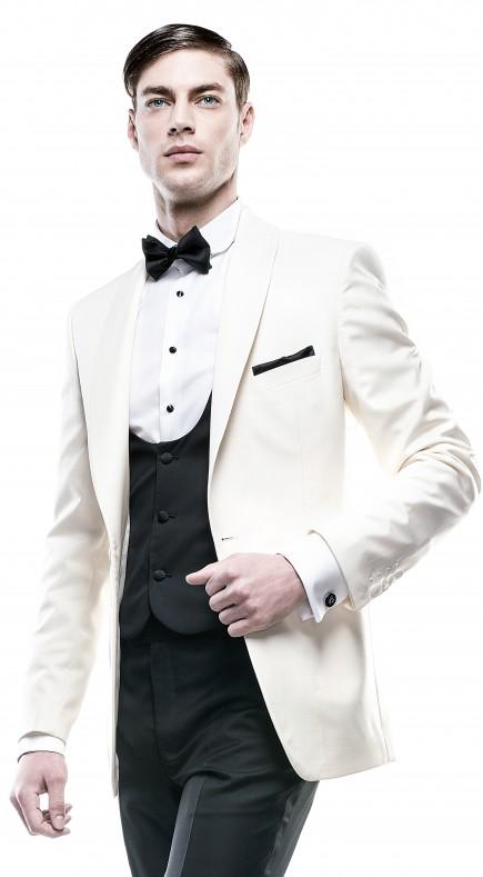 Filip Cezar Ivory Jacket