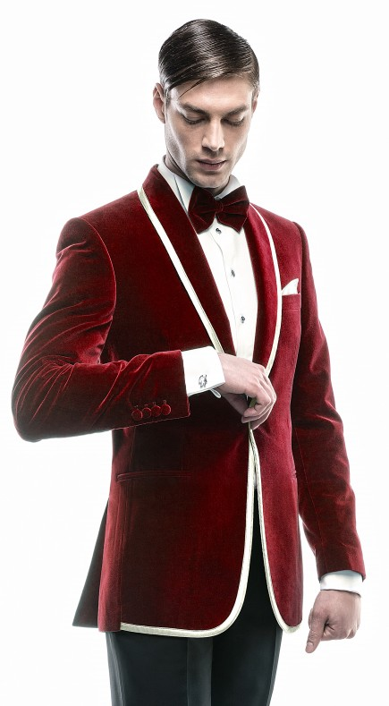 Filip Cezar Red Dream Jacket