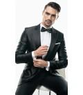 Filip Cezar Silk Dots Suit