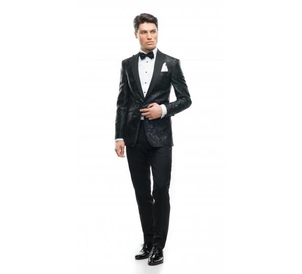 Costum Filip Cezar Fancy Black