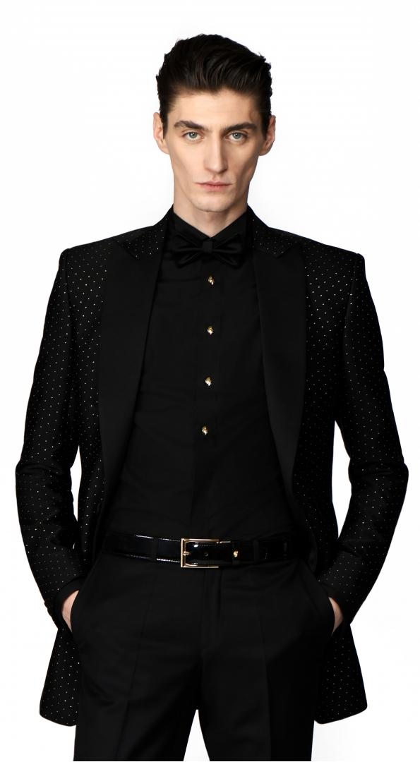Filip Cezar Premium Dots Jacket