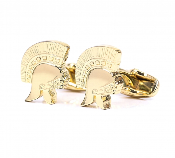 Filip Cezar Exclusive Gold Cufflinks