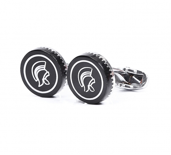 Filip Cezar Exclusive Silver Cufflinks