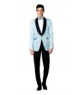Filip Cezar Baby Blue Suit