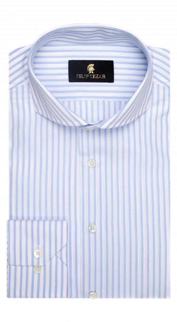 Camasa Filip Cezar Luxury Blue