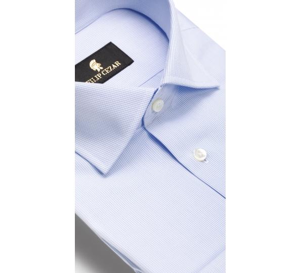 Filip Cezar Luxury Checked Shirt
