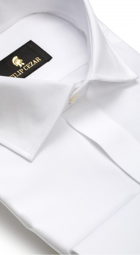 Filip Cezar White Code Shirt