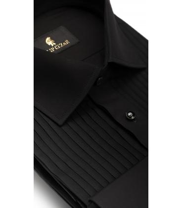 Camasa Filip Cezar Solid Black