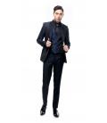 Filip Cezar Midnight Blue Suit