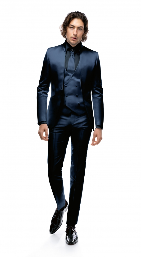 Filip Cezar Blue Trance Suit