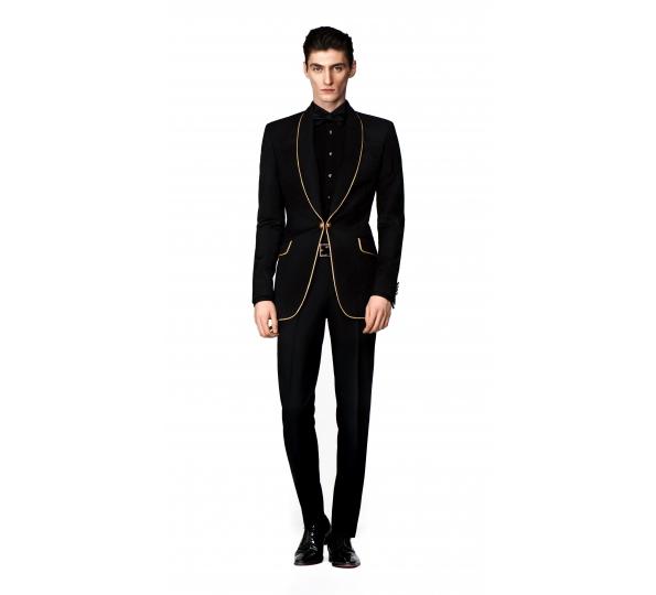 Filip Cezar Rarity Black Suit