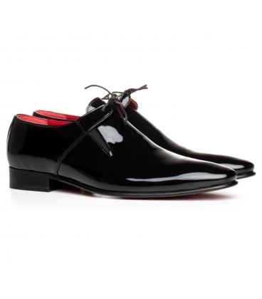Pantofi Filip Cezar Forever Black