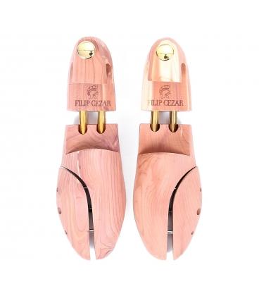 Filip Cezar Shoe Trees Brown