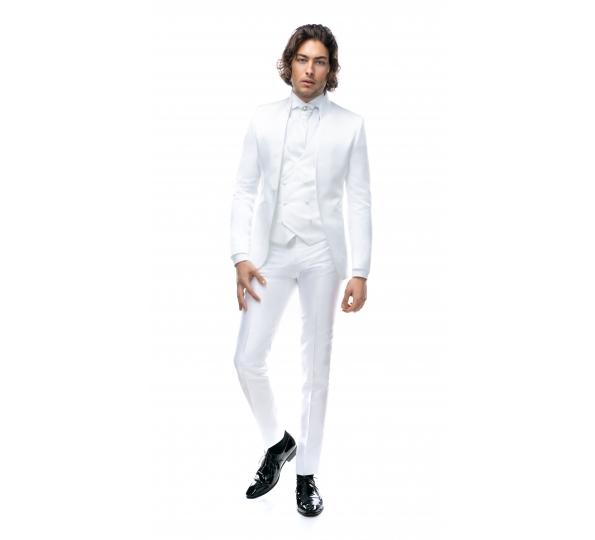 Costum Filip Cezar White Fantasy