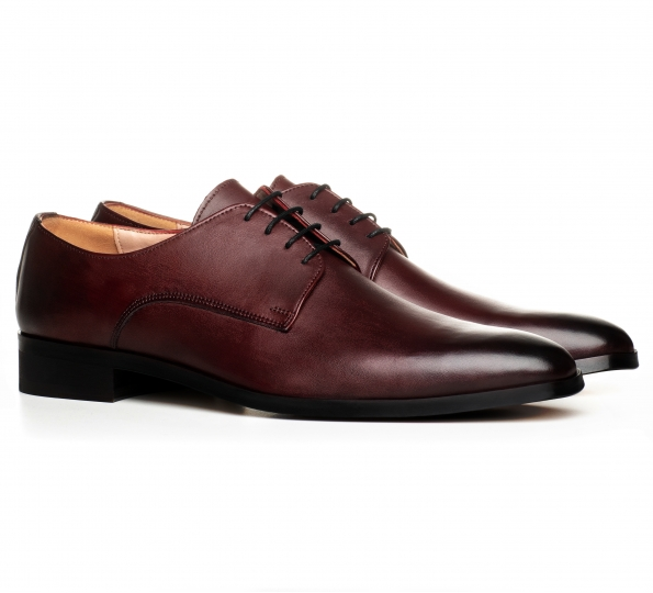 Filip Cezar Derby Brown Shoes
