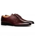 Pantofi Filip Cezar Derby Brown
