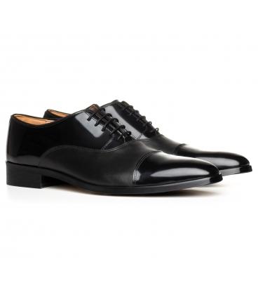 Pantofi Filip Cezar Luxury Black