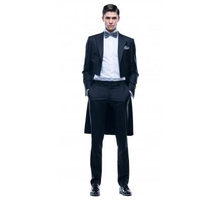 Costum Filip Cezar Tuxedo Black