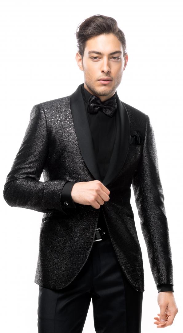 Filip Cezar Sapphire Jacket