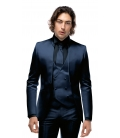 Filip Cezar Blue Trance Jacket