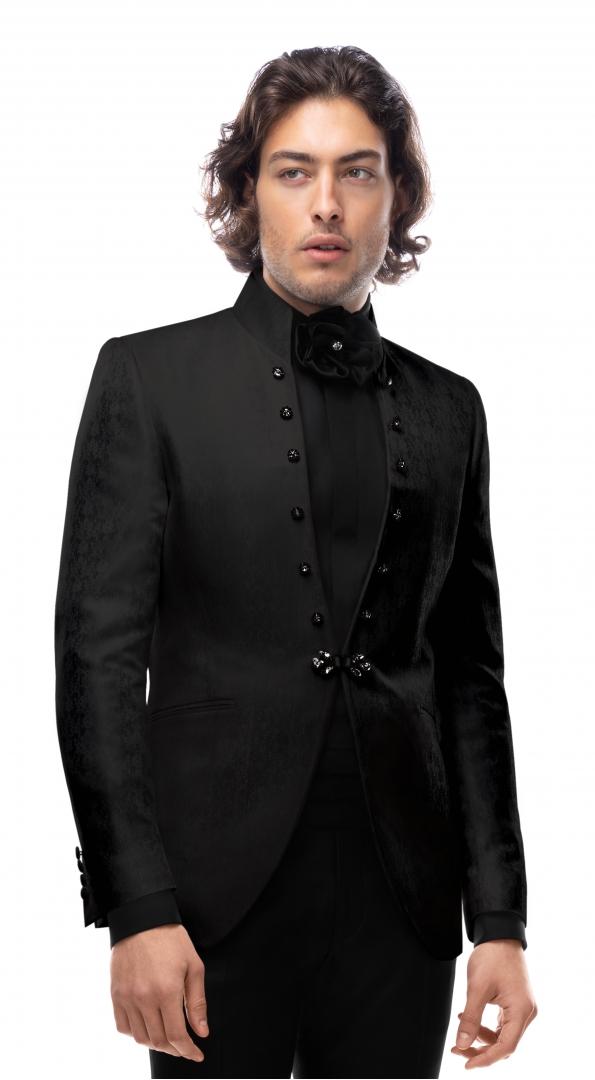 Filip Cezar Black Rhapsody Jacket