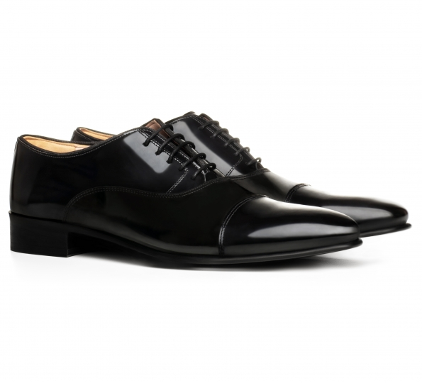 Filip Cezar Luxury Dark Shoes